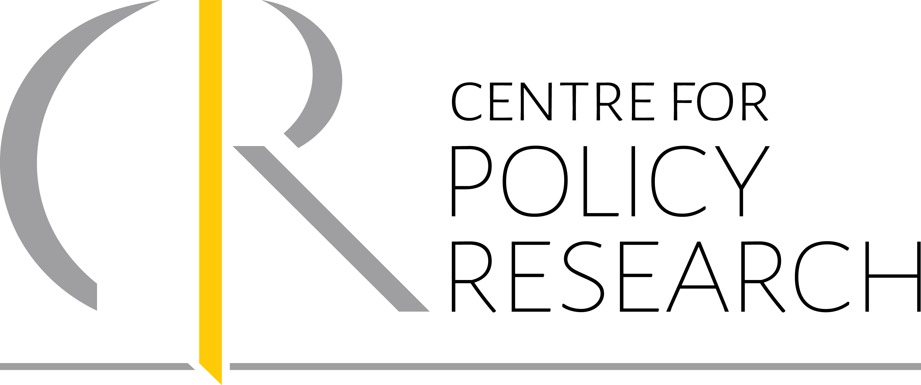 Centre for Policy Research logo