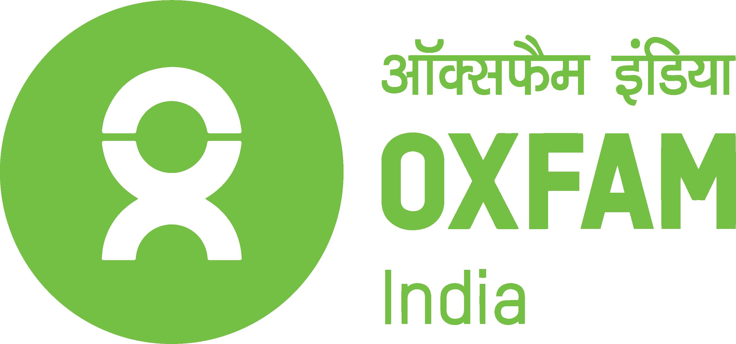 Oxfam India logo